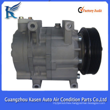 For nissan x-trail calsonic car ac compressor components